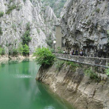 Кюстендил-Земен-водопад Полска Скакавица-Скопие-Каньон Матка