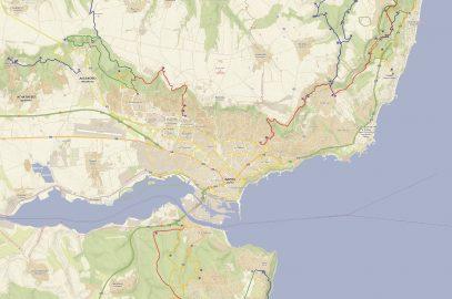 Туристически маршрути около Варна